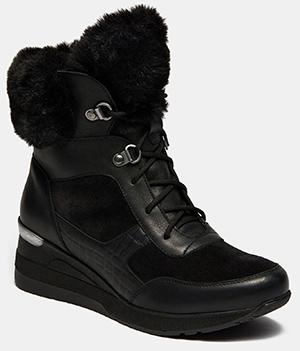 Высокие ботинки женские RENE
