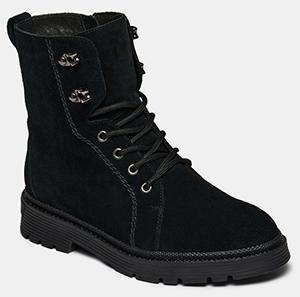 Высокие ботинки женские CORA