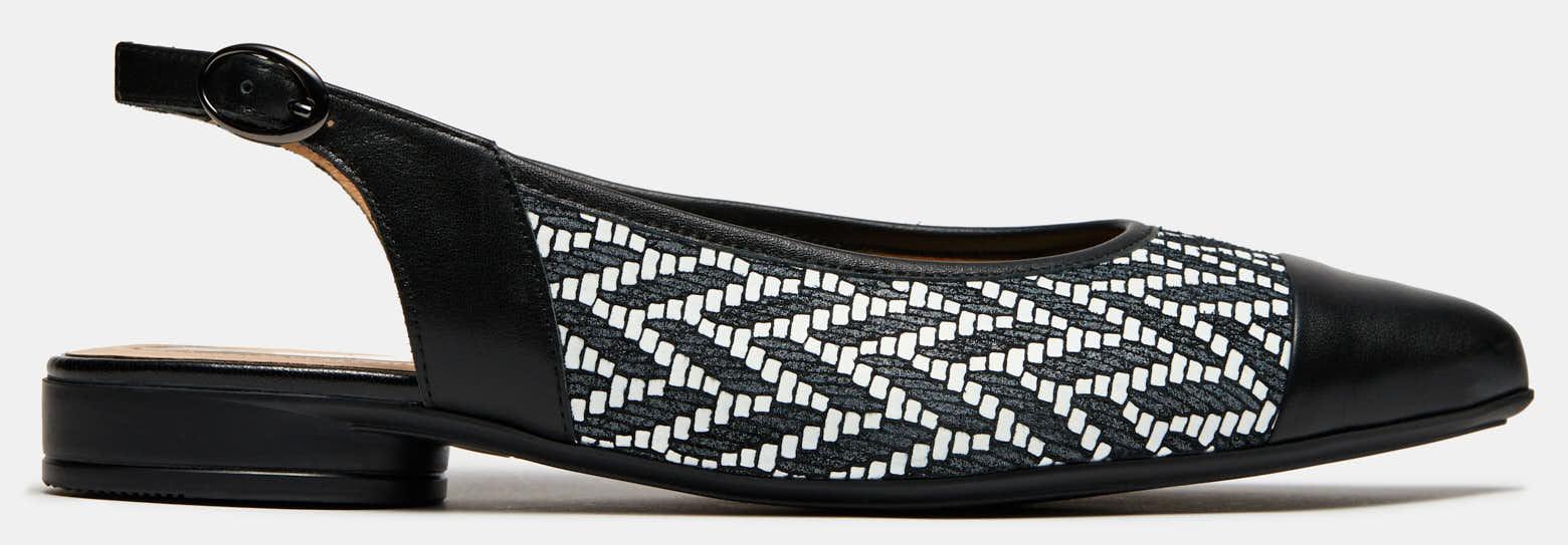 Туфли открытые женские BARBARA