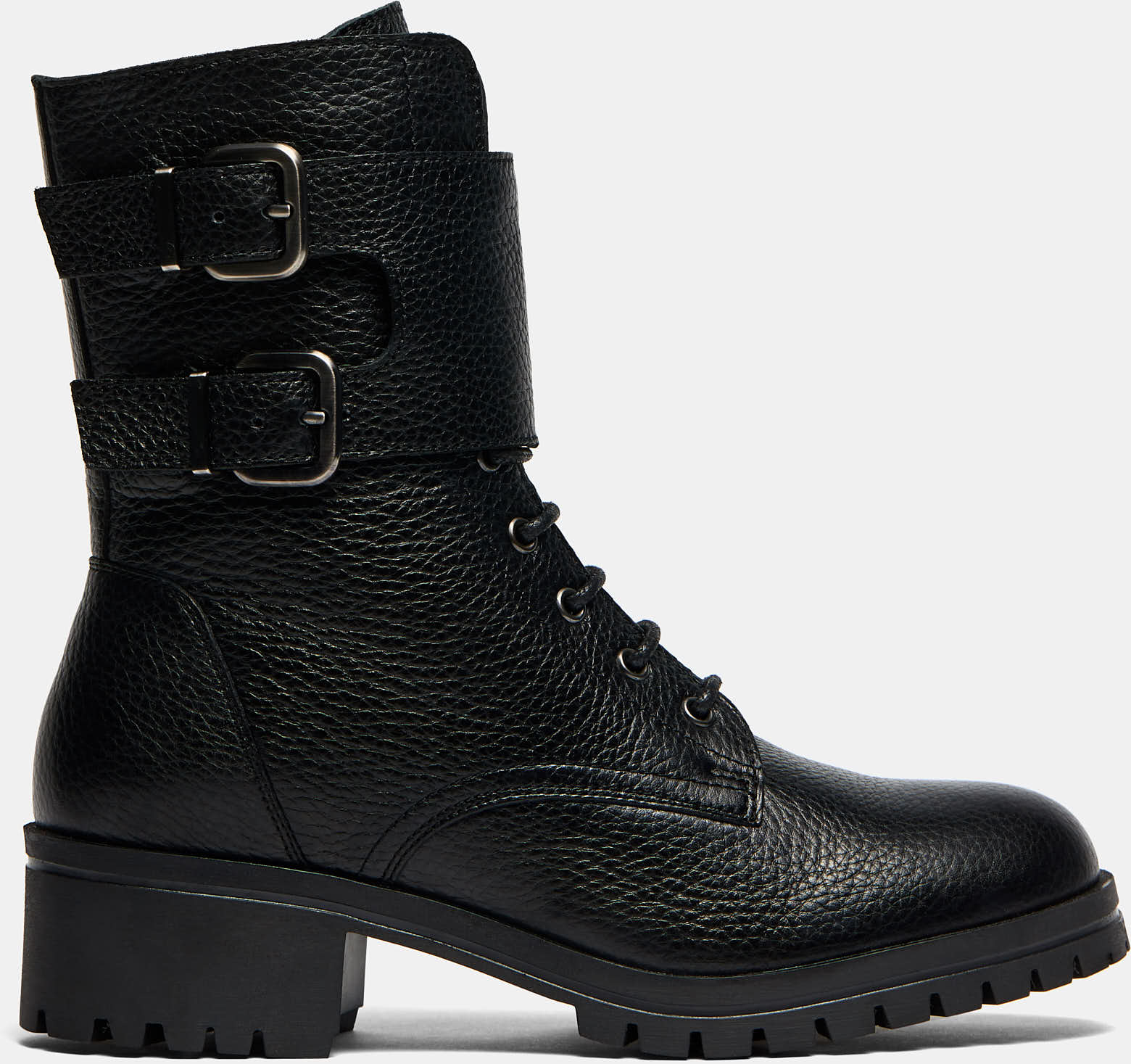 Высокие ботинки женские GVEN