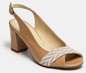 Туфли открытые женские VIKA