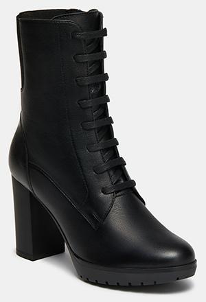 Высокие ботинки женские DORIS