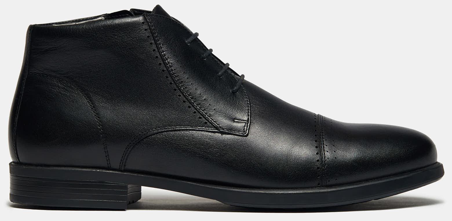 Ботинки мужские STEEL