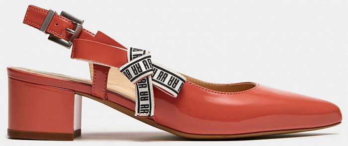 Туфли открытые женские CHERRY