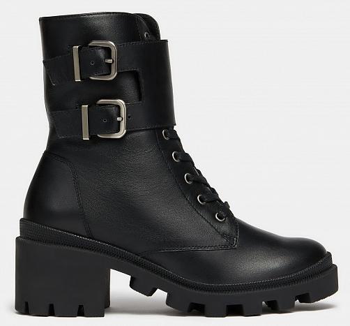 Высокие ботинки женские PATRICIA