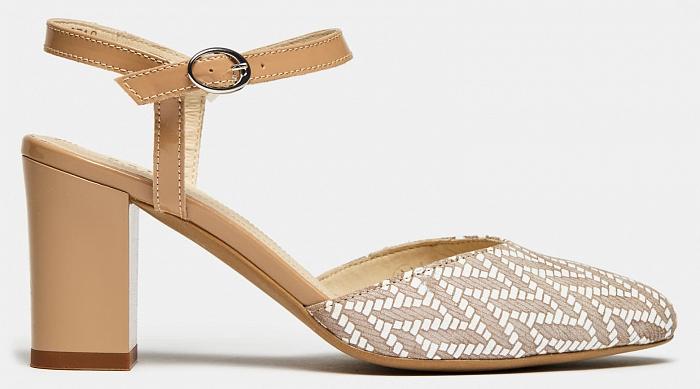 Туфли открытые женские VICTORIA