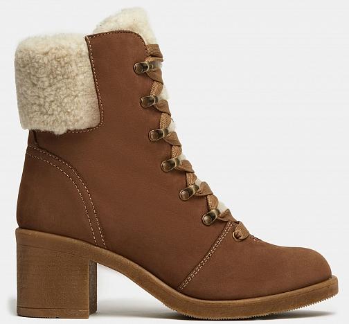 Высокие ботинки женские CHLOE