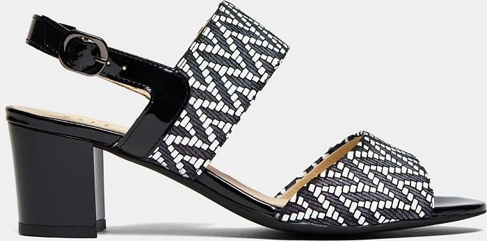 Туфли открытые женские BERTA