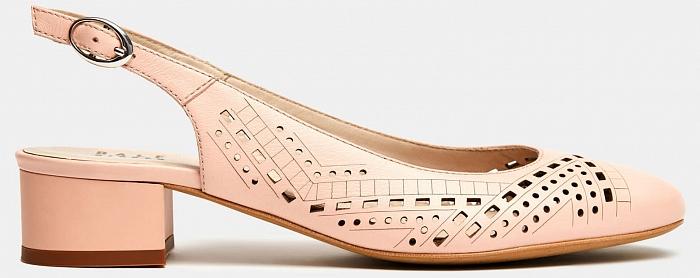 Туфли открытые женские CANDY