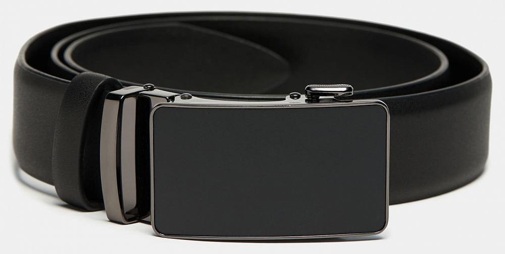 лучшая цена Ремень Ralf Ringer MLJP3514-01 Черный