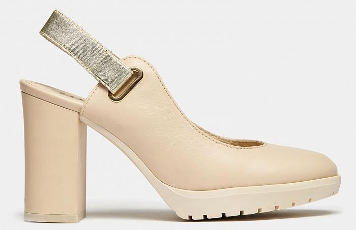 Туфли открытые женские DORIS